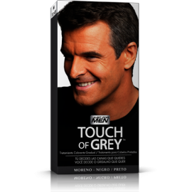 Touch of Grey Black Moreno Dye
