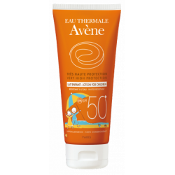 Avene Milk SPF50+ Kids 250 ml