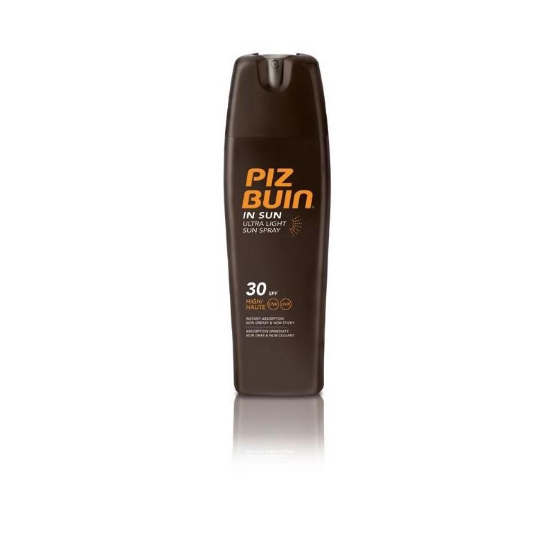 PIZ BUIN In sun Ultra Light Spray 30 SPF 200ml
