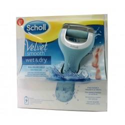 Scholl Wet And Dry Lima Velvet