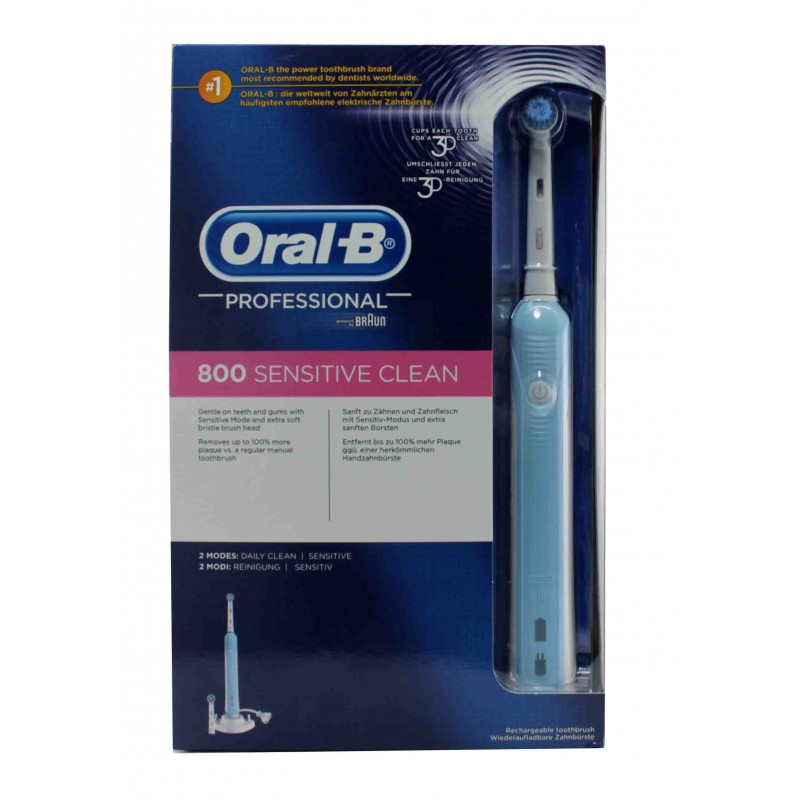 Oral-B PRO 800 Cepillo eléctrico