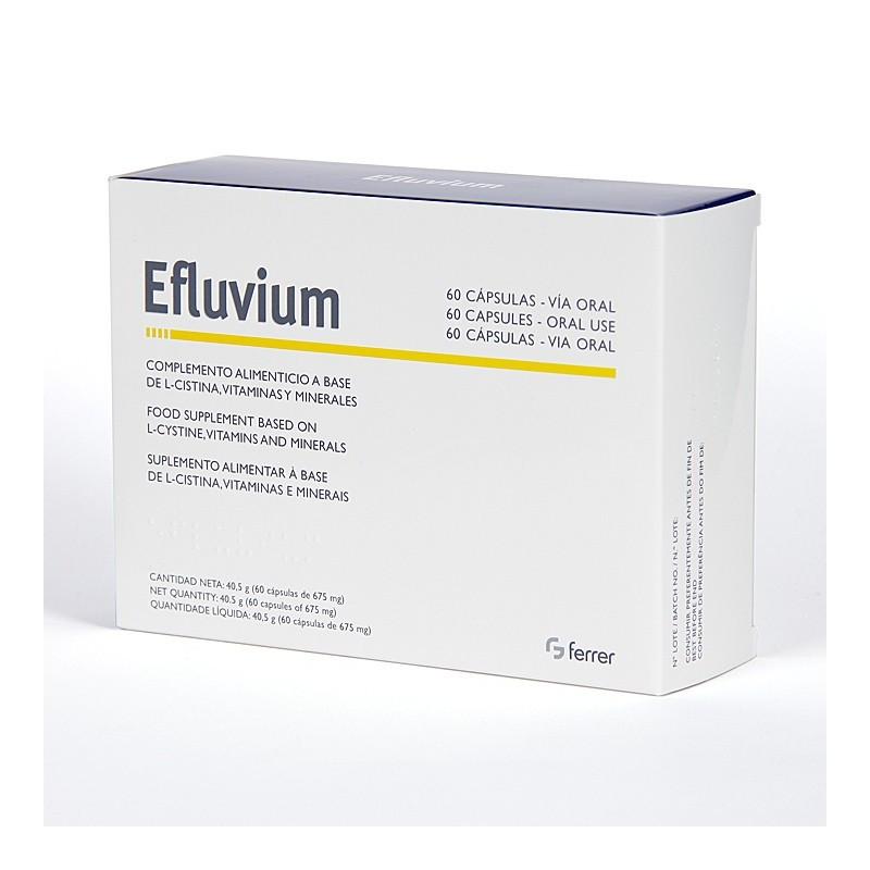 EFLUVIUM CISTINA. 60 Cápsulas