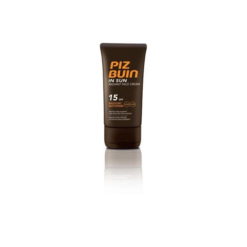 PIZ BUIN In Sun Radiance Face Cream 15 SPF 50ml