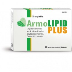 Armolipid Plus 20 Tabletten