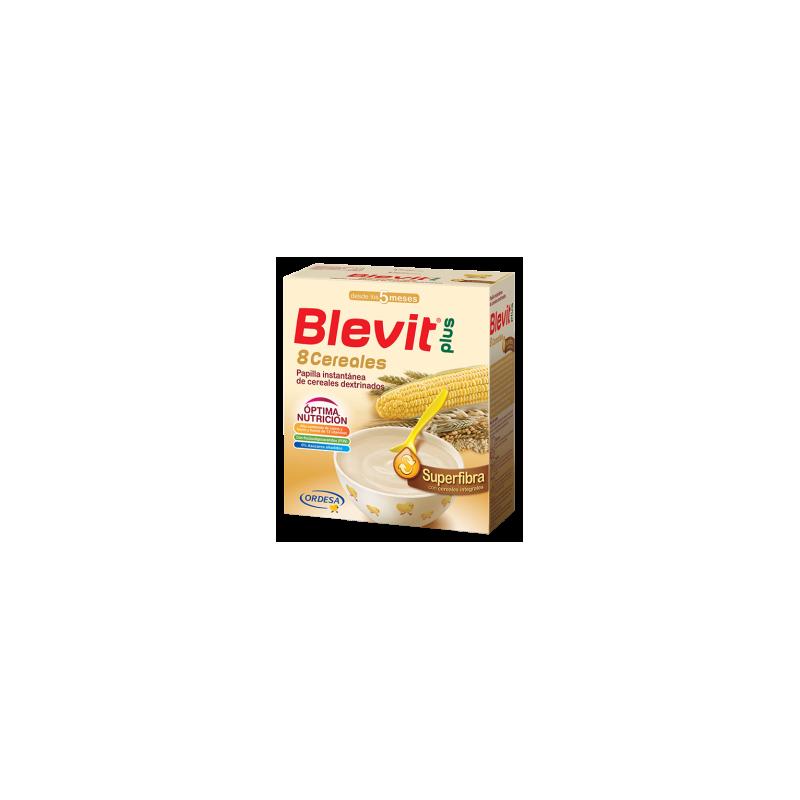 Blevit Plus 8 Cereales Superfibra 600 gr