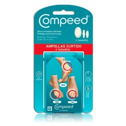 Compeed Blister Pack Mixed Blister Pack Mixed Blister Pack