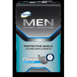 Tena for men escudo protector extra light 14 unidades
