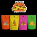 Gummy line sabor fresa 52 unids