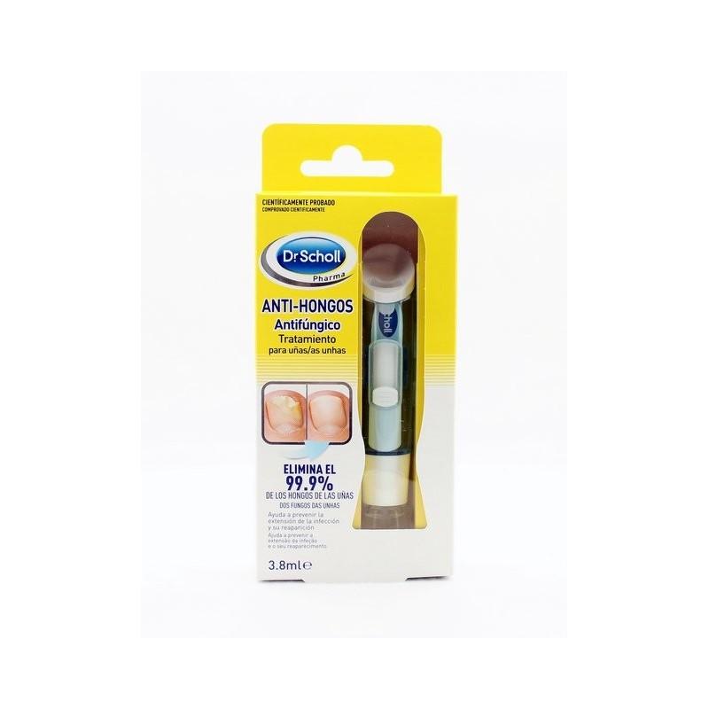 Scholl anti-hongos tratamiento para uñas 3.8 ml + 5 Limas