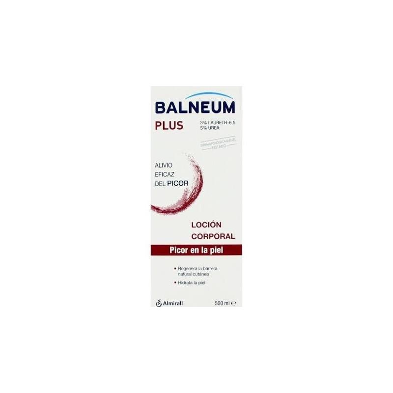 BALNEUM PLUS LOCION 500 ML.