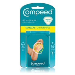 Compeed Medium Hardness - 6 pcs.