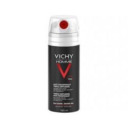 Vichy Homme Deodorant Triple Difusion 150 ml