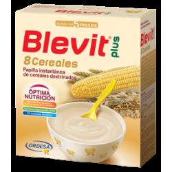 Blevit Plus 8 Cereals 600Gr