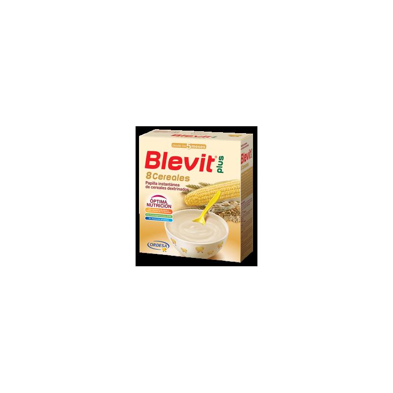 Blevit Plus 8 Cereales 600gr + GRATIS 150 gr