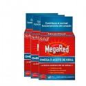 Megared Triplo 3x60 cápsulas