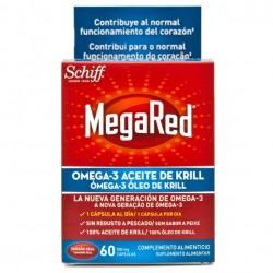 Megared  60 cápsulas