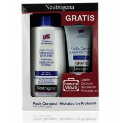 Neurogenic Body Lotion Pack 400 ml + Free 75 ml Travel Format