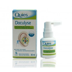 Quies doculyse spray antitapones 30 ml