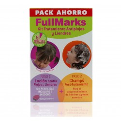 Full marks pack loción 100 ml + champú 150 ml