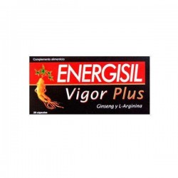 Energisil Vigor Plus 30 Capsules