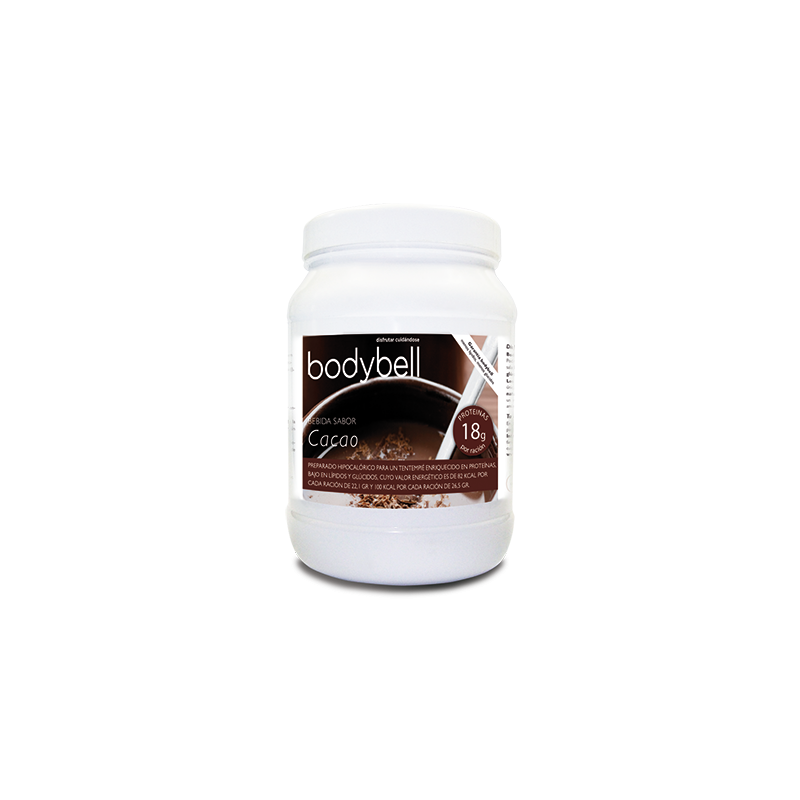 Bodybell Cocoa Bottle 450 g