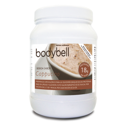 Bodybell Cappuccino Dose 450 Grs.