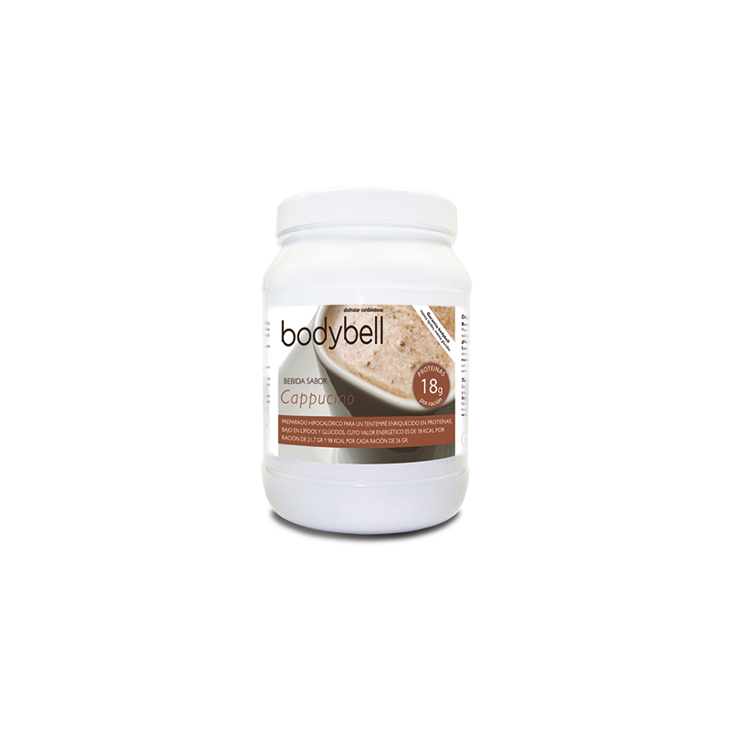 Bodybell Capuccino Boat 450g