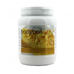 Bottiglia di Bodybell Tortilla Formaggio 450g Senza glutine