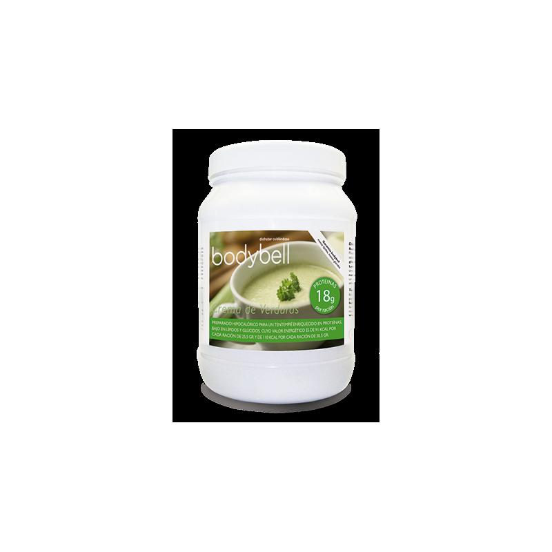 Bodybell Vegetable Cream Boat 450 g