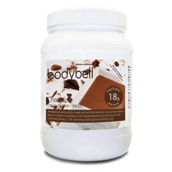 Bodybell Chocolate Bottle 450g Gluten Free