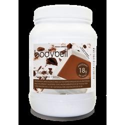Bottiglia di cioccolato Bodybell 450g Gluten Free