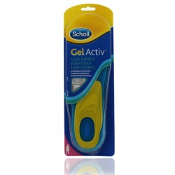 dr Scholl Daily Use Gel Activ Templates for Women