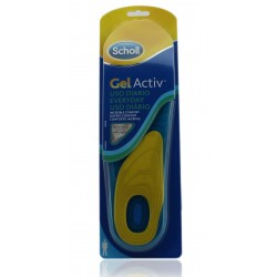 dr Scholl Daily Use Gel Activ Herrenschablonen
