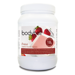 Bodybell Strawberry Bottle 450 g