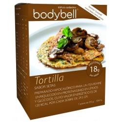 Bodybell Box Tortilla Champignons 7 Enveloppes