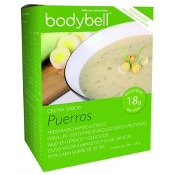Bodybell Box Leek Cream 7 Envelopes