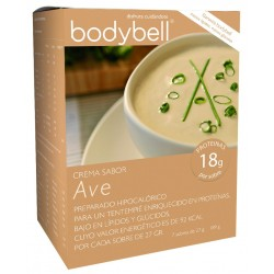 Bodybell Cream Box Ave 7 Envelopes