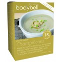 Bodybell Box Cream Mushrooms 7 Gluten-Free Envelopes