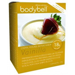Bodybell Vanilla Cream Box 7 Buste senza glutine