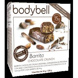Bodybell Chocolate Crunch Bars 5 Sie 1. Glutenfreie Phase