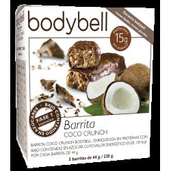 Bodybell Kokosriegel 5 Sie 1. Glutenfreie Phase