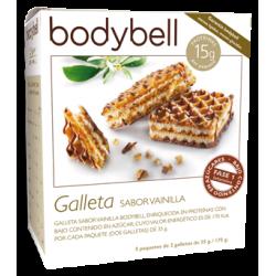 vaniglia Bodybell Biscuits Box 5 La 1a Fase