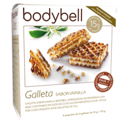 vanille Bodybell Biscuits Box 5 Vous 1ère phase