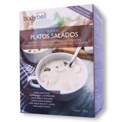 Bodybell verschiedene Salzgerichte Box 7 Umschläge