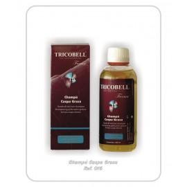 Tricobell Grease Dandruff Shampoo 250 ml