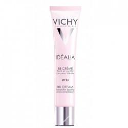 Vichy Idealia bb Cream Spf 25 Medium Tone 40Ml
