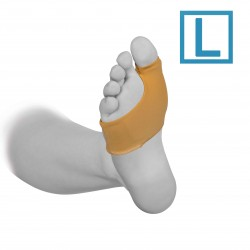 Comforsil Elastic Bunion Protector With Almoh/Silicone. l.