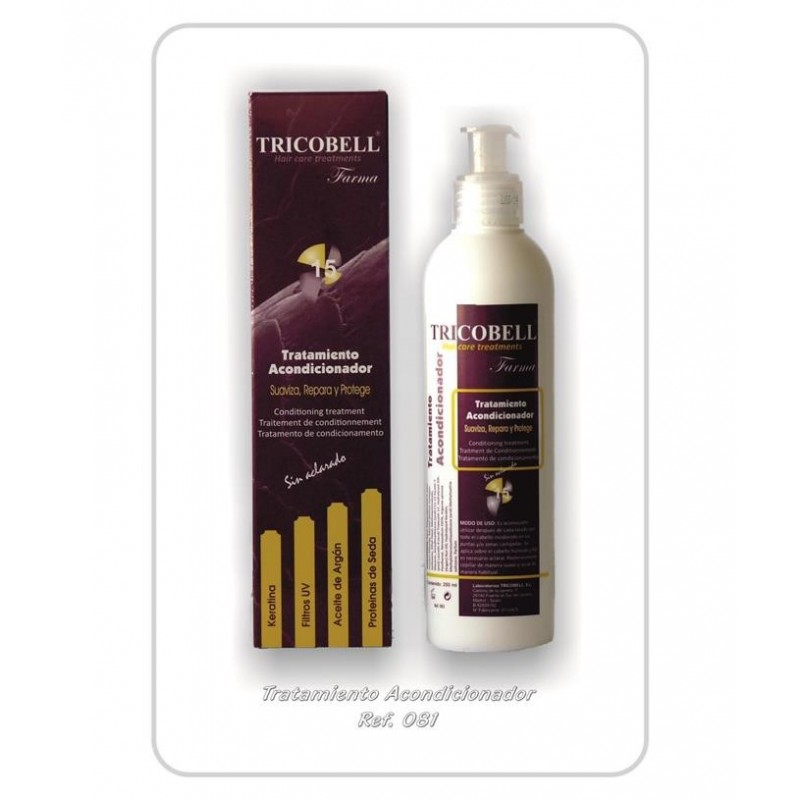 TRICOBELL TRATAMIENTO ACONDICIONADOR 250 ml