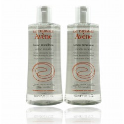 Avene Micellar Make-up Remover Lotion Duplo 2X400 ml