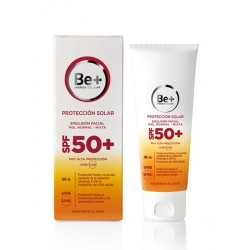 Be+ Solar F50+ p. Nor/Mixta Emulsion 50 ml